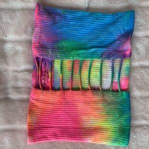 LF tie dye crop top tube top